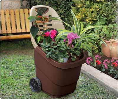 easy gardening with new solutions