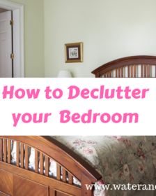 How to Declutter Bedroom