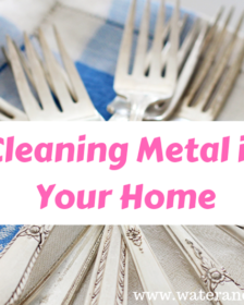 Cleaning Metal in Your Home